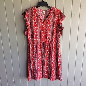 Faded Glory Sun Summer Dress